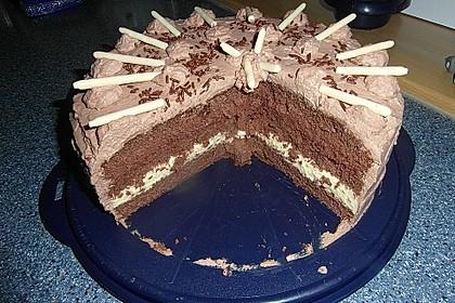 Mousse au Chocolat - Torte 30