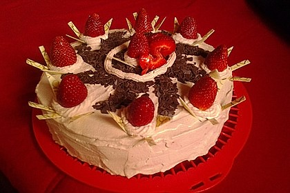 Mousse au Chocolat - Torte 13