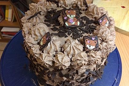 Mousse au Chocolat - Torte 38