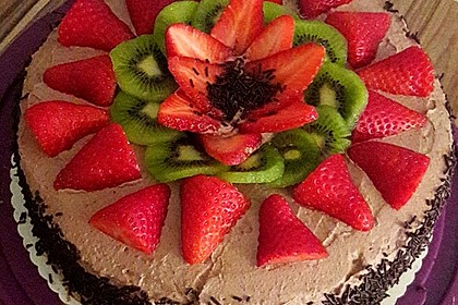 Mousse au Chocolat - Torte 6