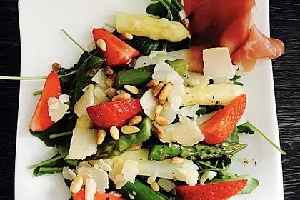 Spargel - Erdbeer - Salat 19