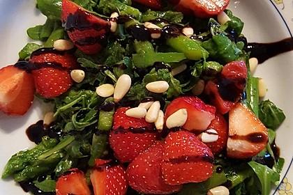 Spargel - Erdbeer - Salat 28