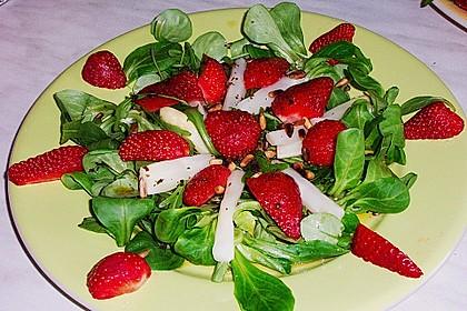 Spargel - Erdbeer - Salat 37