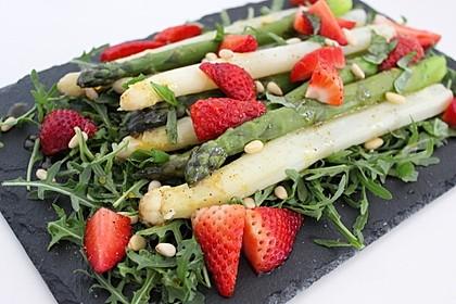 Spargel-Erdbeersalat 3