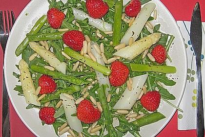 Spargel - Erdbeer - Salat 32