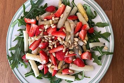 Spargel-Erdbeersalat 9