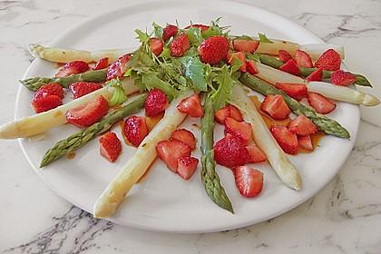 Spargel - Erdbeer - Salat 29