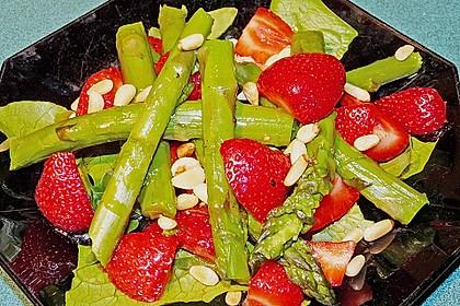 Spargel - Erdbeer - Salat 49
