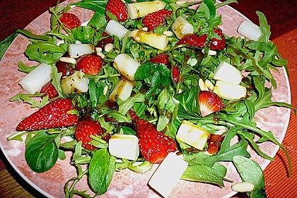 Spargel - Erdbeer - Salat 24