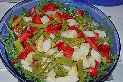 Spargel - Erdbeer - Salat 39