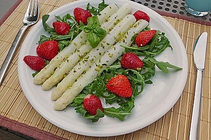 Spargel - Erdbeer - Salat 30