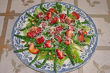 Spargel - Erdbeer - Salat 34