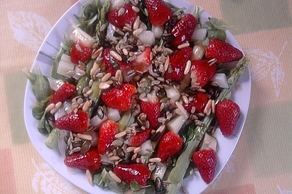 Spargel - Erdbeer - Salat 59