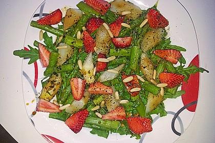Spargel - Erdbeer - Salat 50