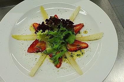 Spargel - Erdbeer - Salat 9