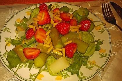 Spargel - Erdbeer - Salat 57