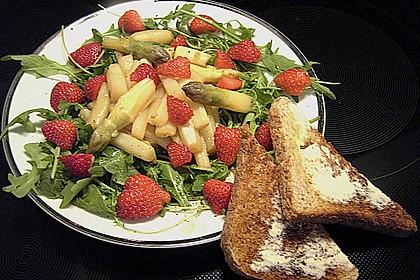 Spargel - Erdbeer - Salat 48