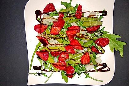 Spargel - Erdbeer - Salat 17