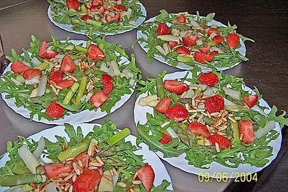 Spargel - Erdbeer - Salat 33