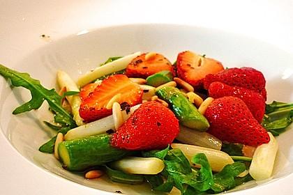 Spargel-Erdbeersalat 8