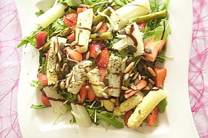 Spargel - Erdbeer - Salat 38