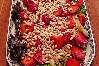 Spargel - Erdbeer - Salat 40
