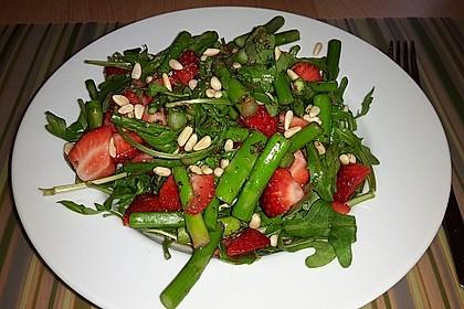 Spargel - Erdbeer - Salat 8