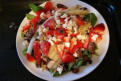 Spargel - Erdbeer - Salat 41