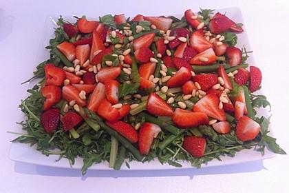 Spargel - Erdbeer - Salat 26