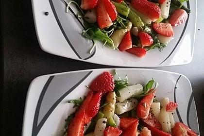 Spargel - Erdbeer - Salat 3