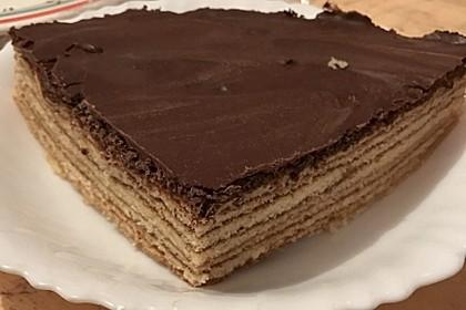 Baumkuchen Torte 4