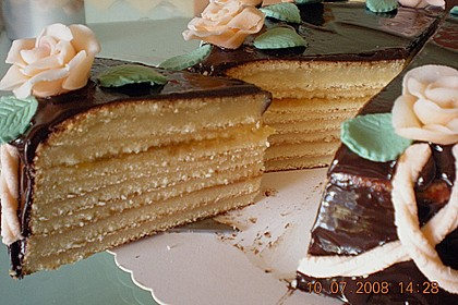 Baumkuchen - Torte 0
