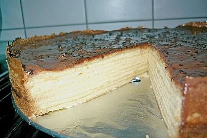 Baumkuchen - Torte 11