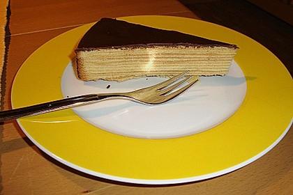 Baumkuchen - Torte 1