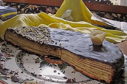 Baumkuchen - Torte 18