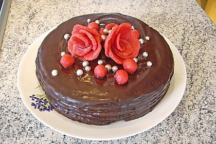 Baumkuchen - Torte 16