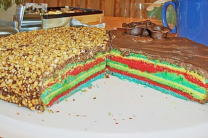 Baumkuchen - Torte 12