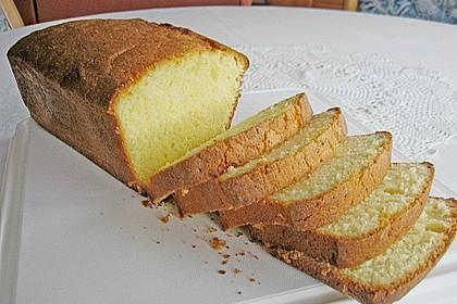 Saftiger Zitronenkuchen 8