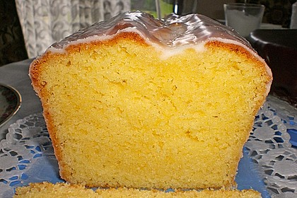 Saftiger Zitronenkuchen 15