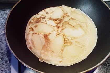 Apfel - Pfannkuchen 7