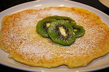 Apfel - Pfannkuchen