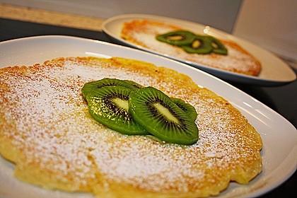 Apfel - Pfannkuchen 1