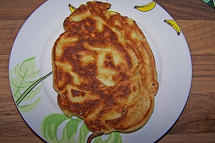 Apfel - Pfannkuchen 3