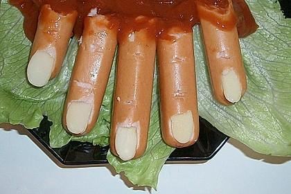 Abgehackte Finger 16