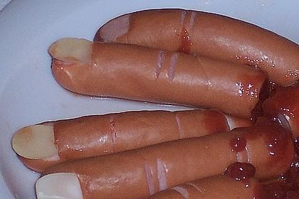 Abgehackte Finger 11