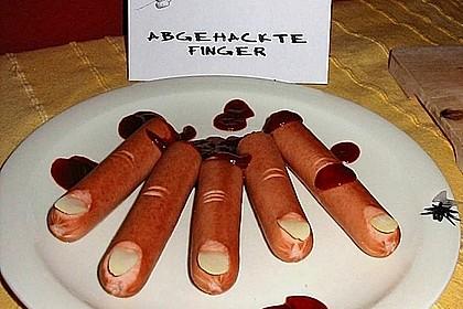 Abgehackte Finger 45