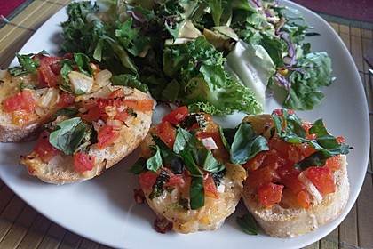 Bruschetta italiana 3