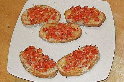 Bruschetta italiana 97