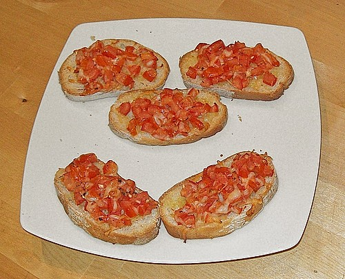 Bruschetta italiano 4