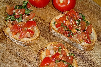 Bruschetta italiana 11